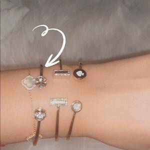 Kate spade open hinge bracelet!